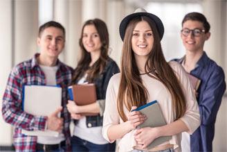 Photo Of Students Enjoying Student Life In East Orange NJ - National Career Institute