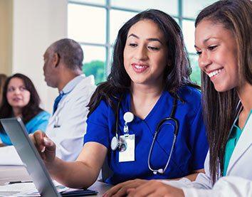 East Orange NJ Nursing Education Students Getting Education Image - National Career Institute